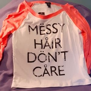 """RUE 21 """"Messy Hair Don't Care"""""""